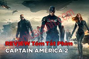 Reivew Phim: Captain America 2 - The Winter Soldier