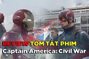 Review Phim Captain America: Civil War