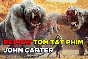 Review Phim Người Hùng Sao Hỏa - John Carter 2012