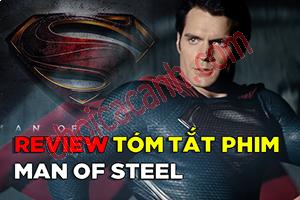 Review Phim Man Of Steel - Người Đàn Ông Thép (2013)