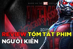 Review Phim: Ant Man   Người kiến (2015)