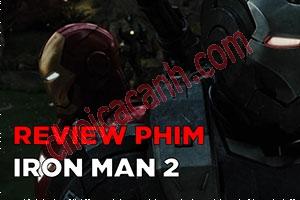 Review Phim: Iron Man 2 (2010)