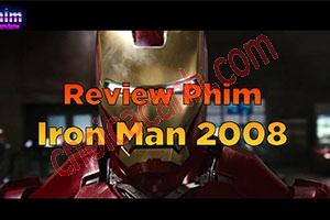 Review Phim: Iron Man (2008)