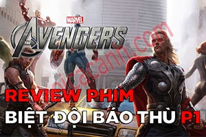 Review Phim: The Avenger (2012)