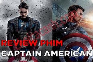 Review Phim Captain America: Kẻ báo thù đầu tiên (2011)