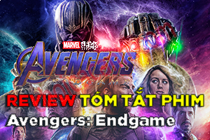 Review Phim: Avengers End Game