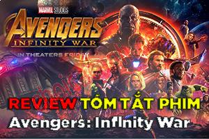 Review Phim Avengers: Infinity War