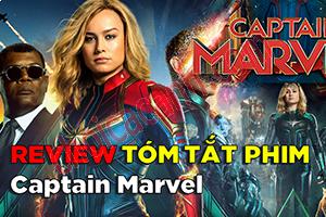 Review Phim: Captain Marvel (2019)