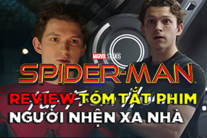 Review Phim Spider-Man: Far From Home