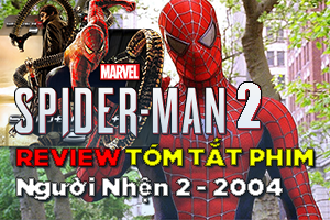 Review Phim Spider-Man 2 (2004)