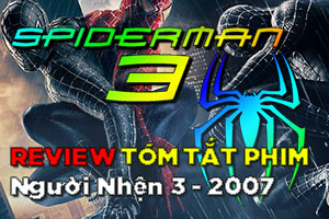 Review Phim Spider-Man 3 (2007)