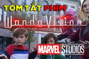 Review Tóm Tắt Phim WandaVision