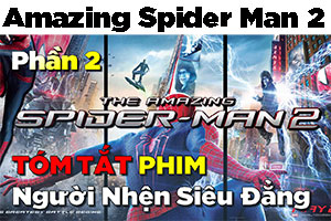 Review Phim: The Amazing Spider-Man 2