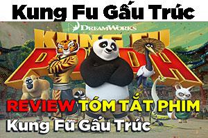 Review Phim: Kung Fu Panda