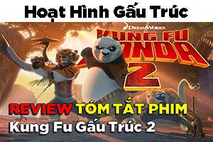 Review Phim: Kung Fu Panda 2