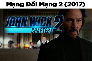 Review Phim John Wick 2 - 2017