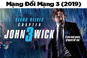Review Phim John Wick 3 - 2019