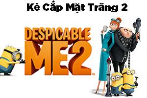 Review Phim Kẻ Cắp Mặt Trăng 2 - Despicable Me 2