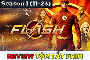 Review Phim The Flash Season 1-TV Series