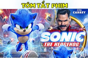 Review Phim Nhím Sonic 2020