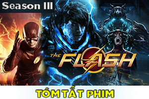Review TV Series The Flash Season 3 (2016-2017)