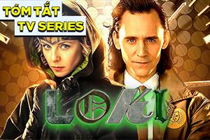 Recap Review Tv Series LOKI 2021