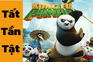 Review Recap Kung Fu Panda 1 2 3