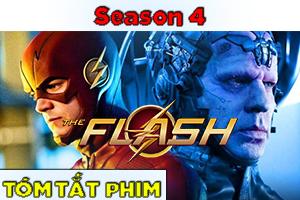 Review Recap TV Series The Flash Season 4 (2017-2018)