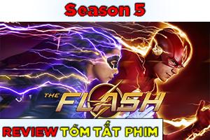 Review Recap TV Series The Flash Season 5 (2018-2019)