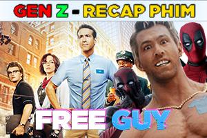 Review Recap Free Guy - Giải Cứu