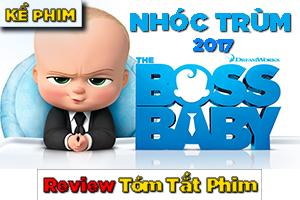Review Recap The Boss Baby 2017